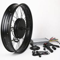 Quality Convenient Operation Electric Mountain Bike Conversion Kit Waterproof Connection for sale