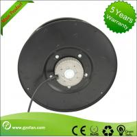 Quality Industrial EC Motor Fan , Centrifugal HVAC Fans Cooler 310 mm Diameter for sale