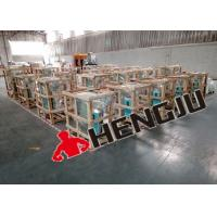 Buy cheap Customized Voltage Plastic Material Hopper Loaders Injection Molding Hopper from wholesalers