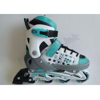 Quality Custom Four Wheel Ice Skating Shoes for Men Inline Speed Skating Equipment for sale