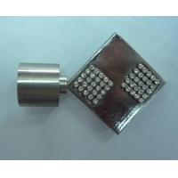 China Metal curtain rod finials,accessories on sale