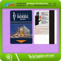 Quality Hotel Key 2750 Oe Hico Magnetic PVC Card for sale
