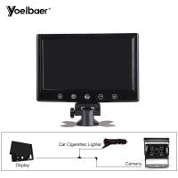 Quality 9 Inch Vehicle Reversing Systems Single CCD , Auto Backup Camera Systems for sale