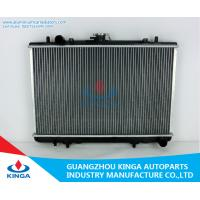 Quality Auto Engine System Custom Car Radiator For Pickup L200 With Aluminium Brazed Core for sale