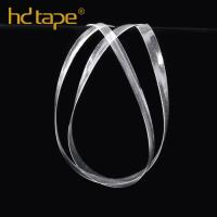 Quality semi-transparent tpu elastic tape in webbing for sale