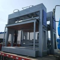 Quality wood door cold press machine for wood door panel production line 50 tons Hydraulic cold press for sale