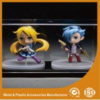 Quality Movie Cartoon Plastic Toy Figures Pvc Action Figures Dark Color Hand Painting for sale