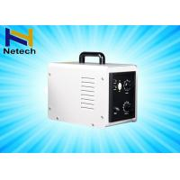 Quality 3g 5g Hotel Ozone Machine Ionic Air Purifier Ozone for Smoking Odor Removal for sale