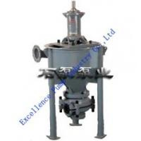 Quality High corrosion EVF-3Q vertical froth slurry pumping systems with stainless steel lined for sale