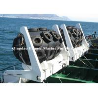 Quality Ship To Quay Pneumatic Rubber Fender Ageing Resistance With Aircraft Tyre for sale
