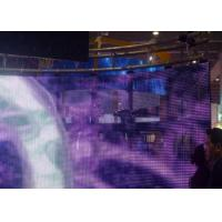 China Soft Led Flexible Screen Full Color Large Led Dot Matrix Displays on sale