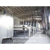 Quality Complete corn syrup processing equipment corn glucose syrup manufacturing plant for sale