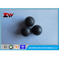 Quality Dia 20-150mm High chrome Cast Iron Balls for cement plant / Mining for sale