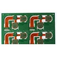 China Multilayer rigid flex pcb manufacturers Impedance controlled 1.6mm pcb board on sale