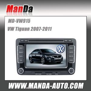 China 2 DIN Car DVD radio player for VW Volkswagen Tuguan polo jetta golf5 golf6 passat touran tiguan GPS navigation sat nav on sale