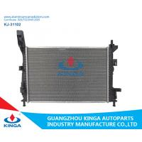 Quality Tube - Fin Core Type Ford Aluminum Radiator For 2009 Ford Focus 1.4tdci / Aluminum Silver Radiatorr for sale
