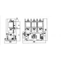 Quality Electric Vacuum Contactor Unit , Ac Power Contactor For Metallurgy Distribution System for sale
