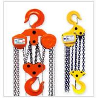 Quality HSC chain hoist--hoist, electric hoist, wire rope hoist, pulley block, trolley for sale