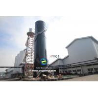 Quality Bolted SteelLiquid Storage Tanks For Crude Oil Storage Project for sale