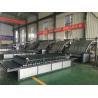 Buy cheap semi automatic flute laminator/corrugated pasting machine 1300/1400/1500/1600 from wholesalers