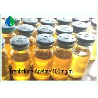 Quality Safest Injectable Steroids Trenbolone Acetate 100mg/Ml For Muscle Mass for sale