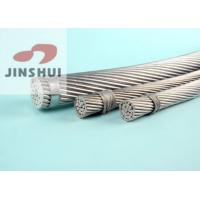 Quality Various Voltage Levels Overhead Ground Wire Galvanised Steel Cable Custom Service for sale