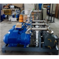 Quality 3 Phase 220V 50HZ Oil Vacuum Pump For Air Suction for sale