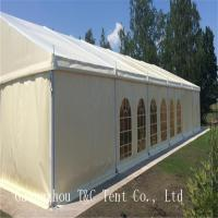 Quality Outdoor Wedding Event Tents For Party Celebration Elegant Decoration Easy Maintenance for sale