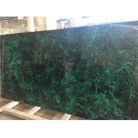 20mm Thickness Artificial Stone Slabs , Beautiful Slab Stone Countertops
