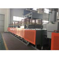 Quality Customized Voltage Mesh Belt Furnace Muffle Type 300 KG/H for Leaf Springs for sale