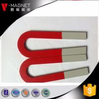 Quality Different styles Alnico u shaped magnets for sale for sale