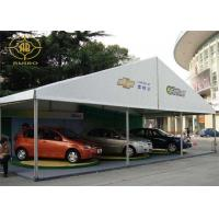 Quality White Trade Show Tent Trade Show Event Tents Durable Anti - Rust Structure for sale