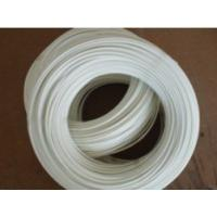 Quality Inside Silicone Rubber Fiberglass Sleeving Outside Fiberglass Tubes SGS Certification for sale