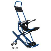 Quality High Strength Medical Stretcher , Aluminum Alloy Evacuation Stair Chair Stretcher for sale