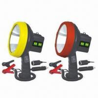 Quality Portable Lamp with 12V/55W Halogen Bulb Light for sale