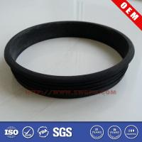 Quality Black different type EPDM rubber backing ring with best quality for sale