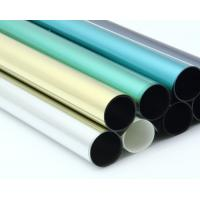 Quality PET High Clear Coloured Building Window Film For Blue Protection / Solar Blocking for sale