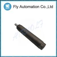 Buy cheap Black Steel Cylinder Shock Absorber / Oil Buffer RB Series RB1412 RB1411 from wholesalers