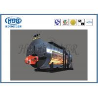 Quality Automatic Horizontal Gas Fired Hot Water Boiler , High Pressure Steam Boiler ISO9001 for sale
