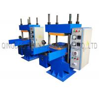 Quality Silicon Rubber Moulding Machine Hydraulic Molding Machine 2.2kw Driving Motor for sale