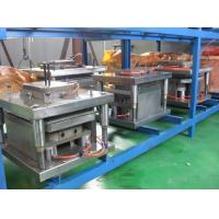 Quality 4 Cavity / 6 Cavity Aluminum Foil Container Mould making machine for sale