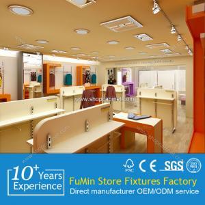 China fashionable clothes display shelf on sale