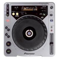 Quality brand new Pioneer CDJ-800 CD player - silver wholesale price for sale