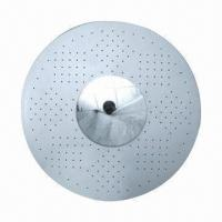 Quality Round 4-function LED showerhead/over showerhead/shower product/sanitary product/shower room fitting for sale
