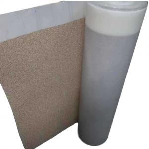 Quality high polymer self-adhesive good elongation waterproof membrane for sale