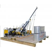Buy cheap Heaviest Module Reverse Circulation Drilling Rig For Manpower Handling Portable from wholesalers