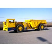 Buy cheap 10 CBM Mini 4x4 New Underground Dumper Truck from wholesalers