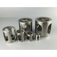 Quality Forged Cobalt Chrome Alloy Valve Seat Inserts , CNC Machining Cobalt Chrome Alloy Valve Cage for sale