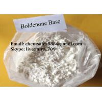 Buy cheap Boldenone Undecylenate Equipoise / Boldenone Esters Powder CAS13103349 White from wholesalers
