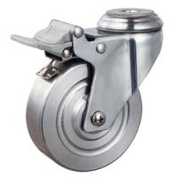 Quality Stainless casters hollow kingpin for sale